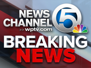 Aircraft landing gear collapses in Pahokee