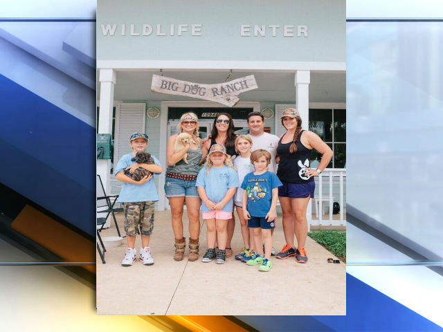 Country Singer Miranda Lambert Rescue Fulfills Child's Dream