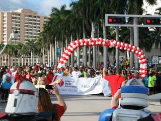 PHOTOS: 2013 Palm Beach Heart Walk