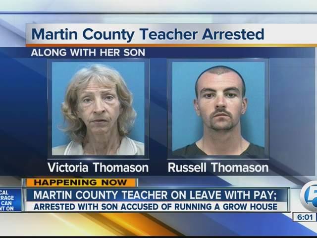 Victoria Thomason, Russell Thomason: Hidden Oaks teacher, son ...