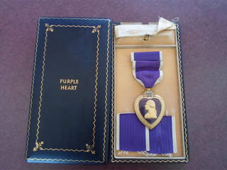 Sister of WWII soldier to get his Purple Heart