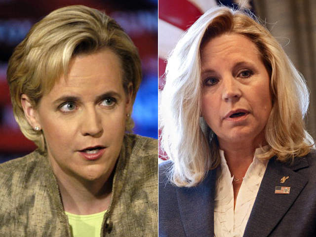 Mary Cheney Liz Cheney Former Vice President S Daughters Spar Over Same Sex Marriage Wptv Com