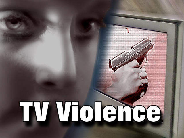 the gallery for gt violence in tv