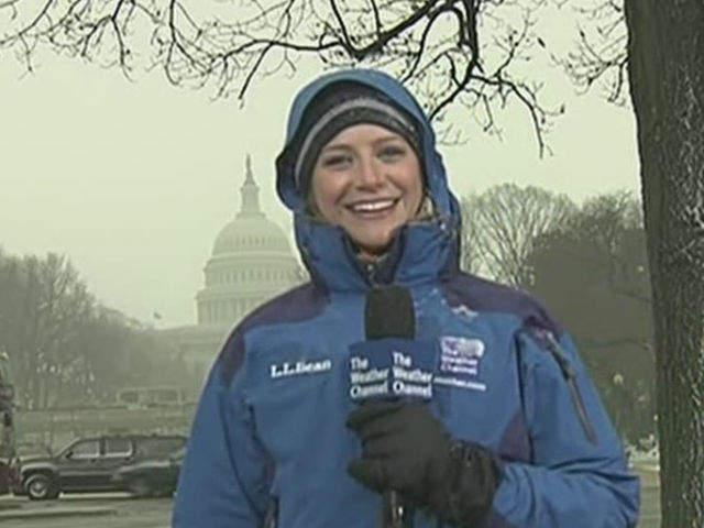 Kait Parker Weather Channel