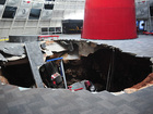 Corvette museum will fill sinkhole after all