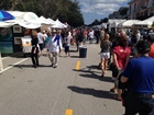 32nd annual ArtiGras held in Jupiter