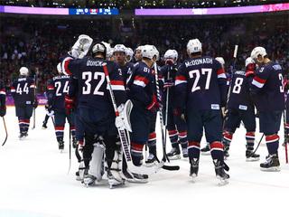 US men's hockey team loses 5-0 to Finland