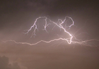 Woman dies after lightning strikes at FL beach