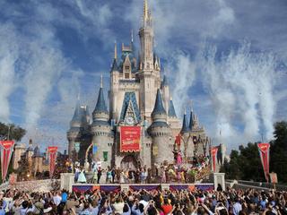 Magical destination wedding possible
