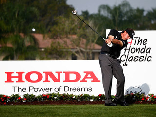 Phil Mickelson, Sergio Garcia commit to Honda
