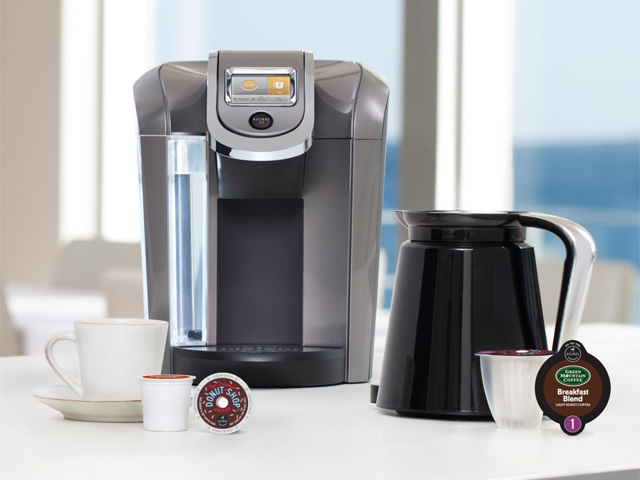 Coffee Maker With Keurig Technology : Keurig 2.0 will enlist DRM technology to block unlicensed coffee K-Cup alternatives - wptv.com