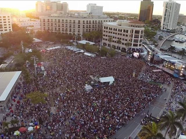 SunFest line-up 2015 announced