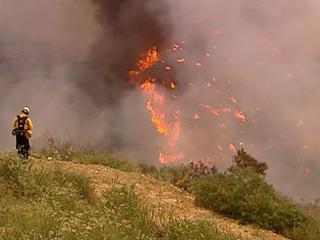 Burn ban in effect in Okeechobee County