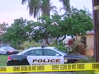 PHOTOS: Boynton officer involved in shooting