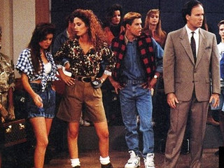 'Saved by the Bell' to have dirt exposed