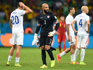 US World Cup ends with 2-1 loss to Belgium