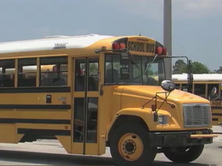 PBC Schools cannot alert parents to late buses