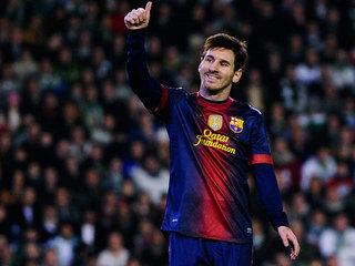 Messi, 10 años con la Selección Argentina
