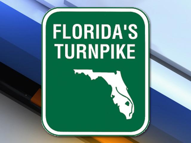 Brush fire closes Florida's Turnpike south of Orlando