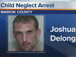Cops: Fla. man left 3 kids in car outside bar