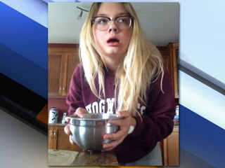 VIDEO: Funny post-surgery ice water challenge