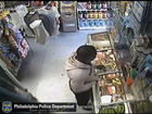 Police: Video shows man used banana to rob store