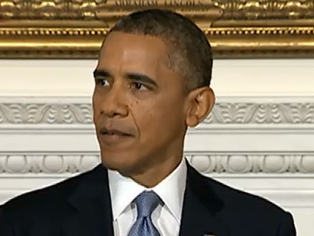 Watch Live: President Obama on ISIS airstrikes