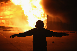 PHOTOS: Grand jury reaches decision in Ferguson