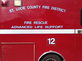 Crews extinguish fire in Fort Pierce