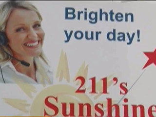 'Sunshine calls' provide comfort for seniors