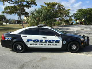Woman's body found in West Palm Beach