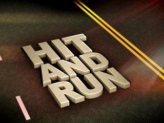 Hit-and-run driver sought after pedestrian hurt