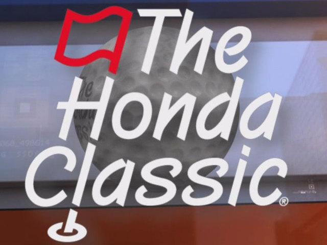 First round of Honda Classic underway