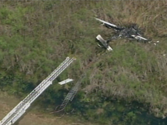 PBC Fire Rescue investigates plane crash