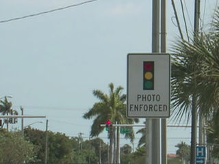 Court upholds city use of red light cameras