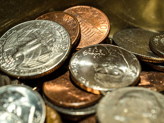 $800K in loose change left behind at airports