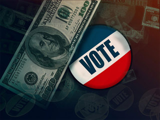 A look at campaign money raised, spent locally