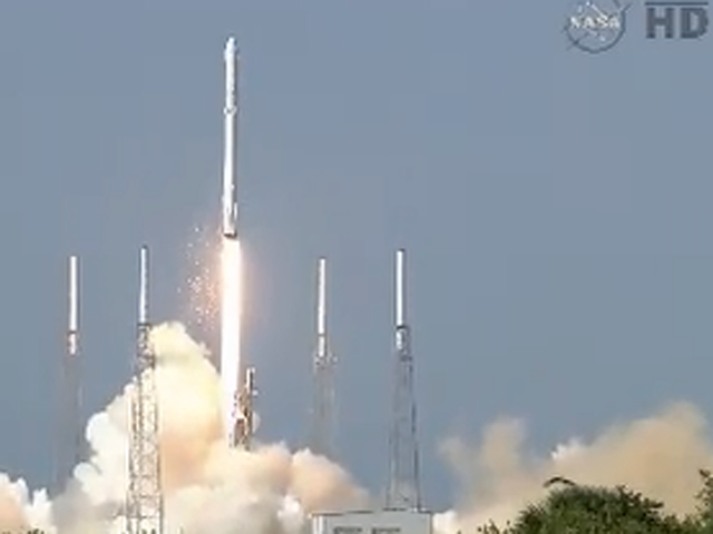 LIVE: SpaceX rocket launch Friday afternoon