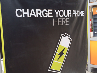 New SunFest solar-charging stations