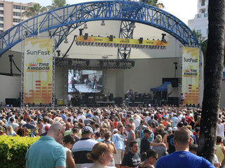 SunFest wraps up with thousands in attendance