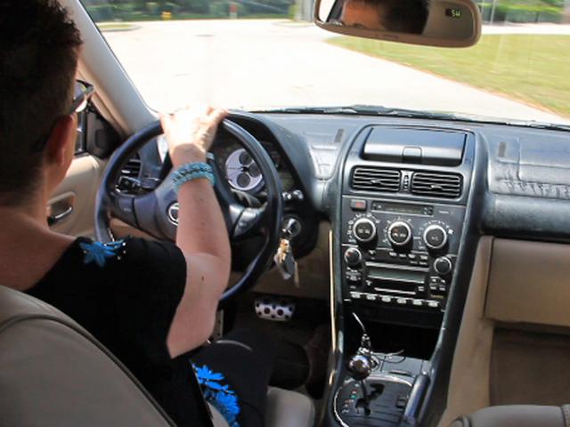 Lexus Recall Melting Dashboard