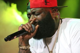 PHOTOS: Rick Ross at Summer Jamz concert 2015