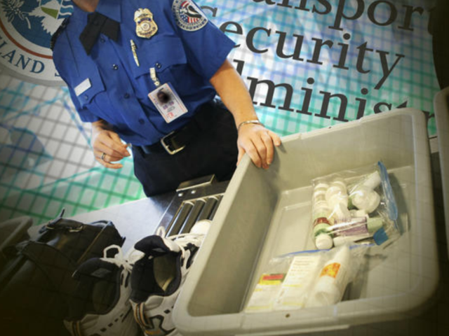 TSA tests screening larger electronic devices separately