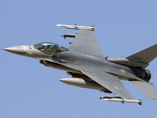 F-16s sent to enforce PBC flight restriction