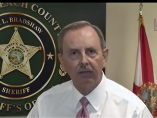 Palm Beach County Sheriff defends law enforcemen