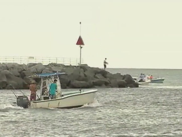 National Safe Boating Week encourages boaters to wear life jackets