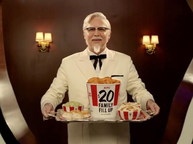 Image result for kfc family fill up