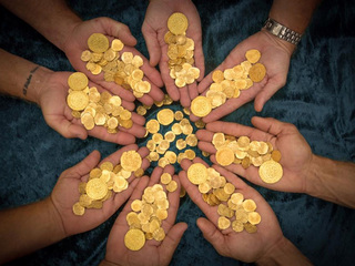 $4.5M in gold coins recovered from shipwreck