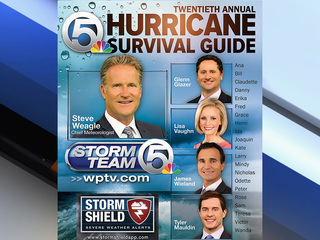 Hurricane Survival Guide: Checklists, live track