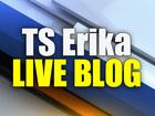 Live blog: Tropical Storm Erika updates